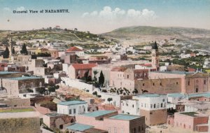 NAZARETH , Israel , 00-10s ; General View