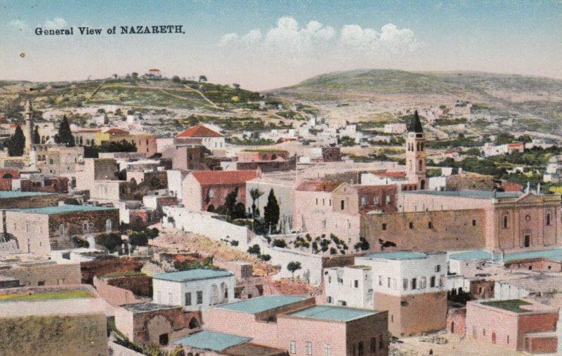 NAZARETH , Israel , 00-10s ; General View