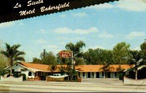 California Bakersfield La Siesta Motel