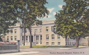 New Hampshire Nashua Nashua Memorial Hospital Artvue