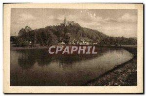 Postcard Old Hluboka N Lives