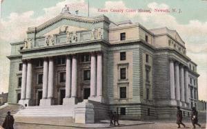 NEWARK, New Jersey, 00-10s; Essex County Court House