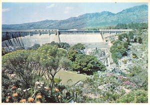 South Africa, Cape, Steenbras Dam near Gordon's Bay, Steenbrasdam, Gordonsbaai