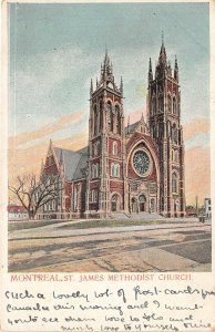 Lot140 montreal st james methodist church canada