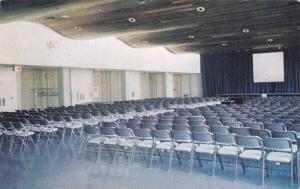 Ambassador Auditorium- University Centre, Windsor, Ontario, Canada, 1940-1960s