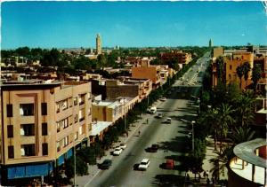 CPM MAROC-Marrakech-Avenue Mohammed V (328958)