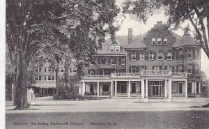 New Hampshire Hanover Inn Faceing Dartmouth College Campus Albertype