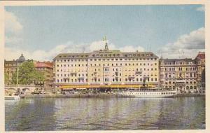 Grand Hotel Royal, Stockholm, Sweden, 1910-1920s