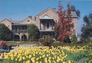 South Terrace at Tulip Time Bellingrath Home Bellingrath Gardens Theodore Nea...