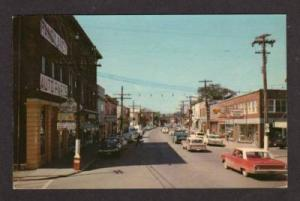 NS Handy Andy Auto Parts Store ANTIGONISH NOVA SCOTIA Carte Postale Postcard