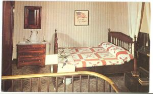 Robert Lincoln's Bedroom, Abraham Lincoln's Home Springfield