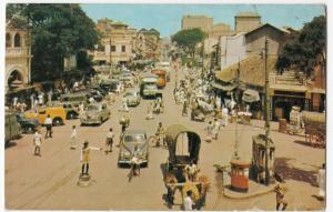 Sri Lanka / Ceylon; Street Scene, Kettah, Colombo PPC By, c 1950's