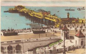 BRIGHTON, Sussex, England, 1930-40s ; Palace Pier