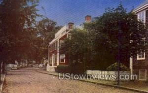Nantucket House Nantucket MA Unused