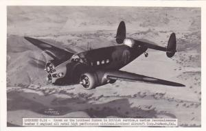 RP: War 1939-45 ; B-14 Bomber Airplane