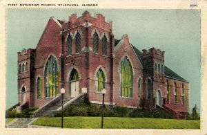 AL - Sylacauga. First Methodist Church
