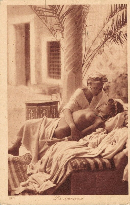 Africa Egypt Topless Woman 03.74