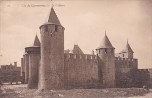 Belgium Carcassonne Le Chateau