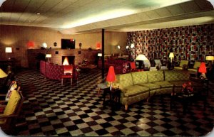 Pennsylvania Bushkill The Lounge At Fernwood
