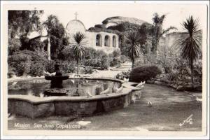 RPPC, Mission San Juan Capistrano CA