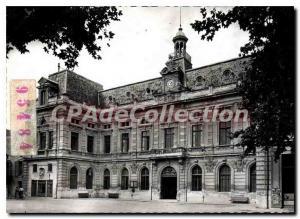 Postcard Modern BOLLENE town hall
