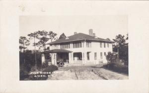 RP; AIKEN , South Carolina, 1910s ; Pine Ridge Inn