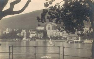 Croatia - Abbazia REAL PHOTO 02.77