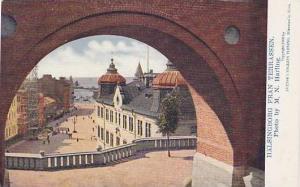 Halsingborg fran Terrassen , Sweden, 1890-1905