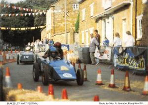 B100618 blackesley kart festival racing car  uk