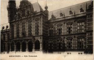 CPA GRONINGEN Rijks Universiteit NETHERLANDS (604264)