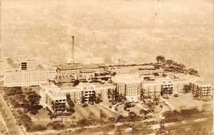 Hospitals Post Card The Henry Ford Hospital Rutherford, New Jersey, USA Postc...