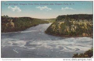 The Whirlpool Niagara River From Canadian Side Niagara Falls New York