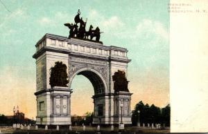 New York City Brooklyn Memorial Arch