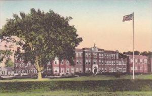 Illinois Springfield Saint Josephs Home For The Aged  Albertype