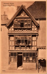 England Stratford Upon Avon Harward House
