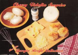 Cheesy Vidalia Surprise From The Georgia Recipe Collection