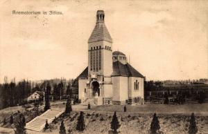 Czech Republic Krematorium in Zittau 02.29