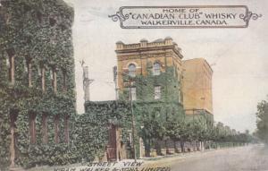 WALKERVILLE , Ontario , 1900-10s ; Hiram Walker & Sons Limited