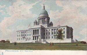 State House Providence Rhode Island