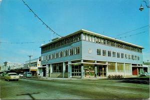 Post Office Masterton Wairarapa NZ New Zealand Postcard D94