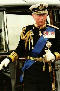 CPM AK HRH Prince Charles BRITISH ROYALTY (836390)