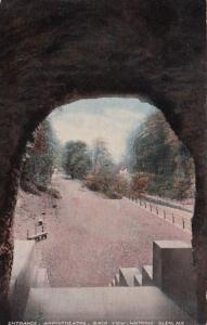New York Watkins Glen Entrance Amphitheatre Rear View