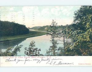 Pre-1907 LOWER GENESEE RIVER Rochester New York NY A1177