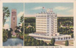 Florida Lake Wales The Walesbilt Hotel In Lake Wales 1939