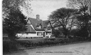 Felixstowe Constable's House Maison