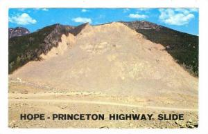 Hope-Princeton Highway Slide, British Columbia, Canada, 50-70