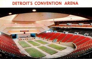 Michigan Detroit Convention Arena 1963