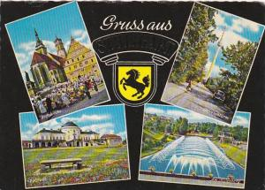 Greetings Gruss Aus Stuttgart Multi View