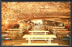 Snowball Room,Mamoth Cave National Park,KY BIN