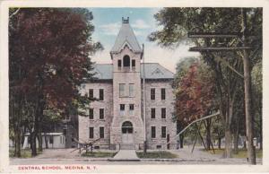 The Central School at Medina NY, New York - WB